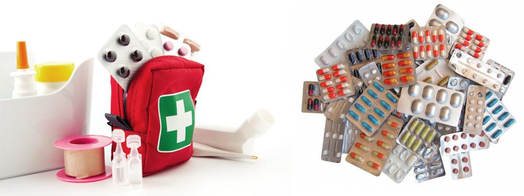 какие лекарства взять в отпуск