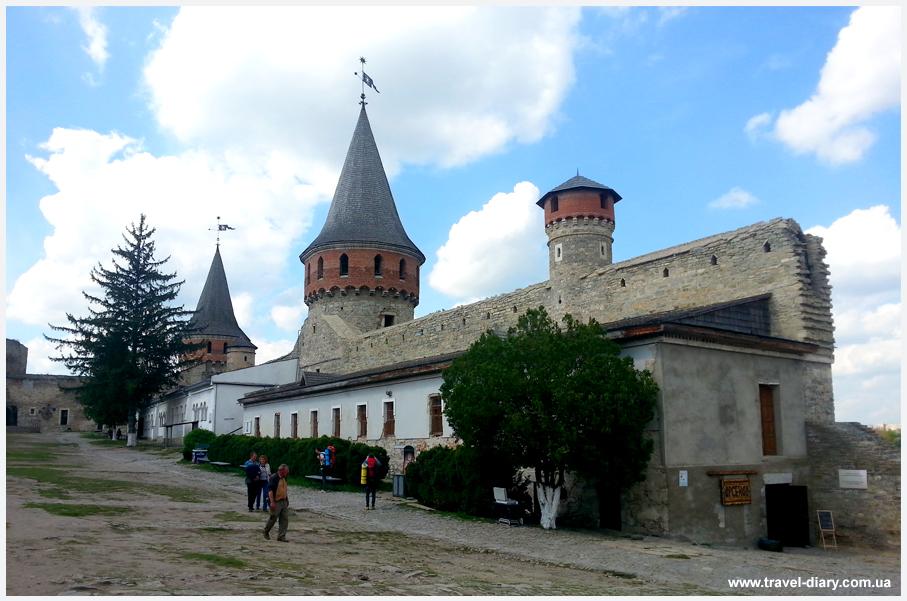 Самостоятельное путешествие в Каменец-Подольский фото