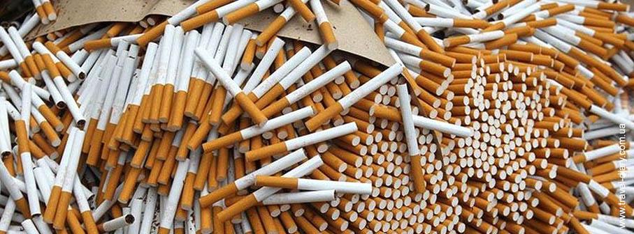 табачные изделия через границу