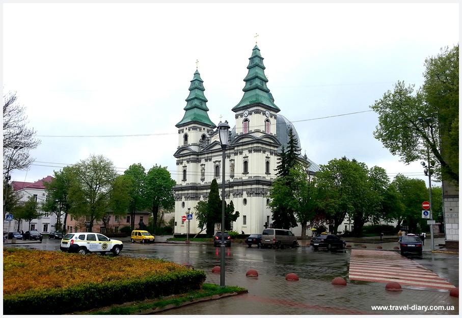 Тернополь фото