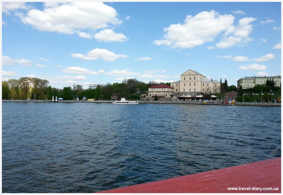 Тернопольский пруд фото