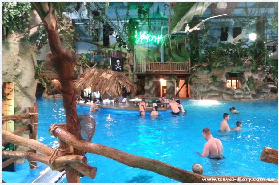 киев аквапарк дрим таун фото