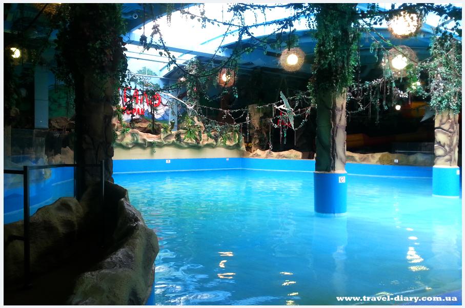 аквапарк в не: