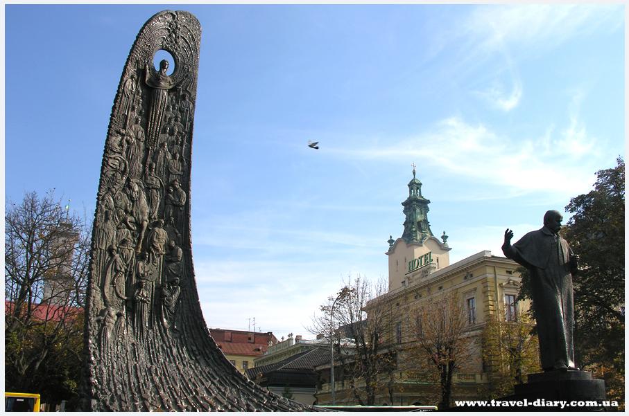 Волна национального возрождения во Львове